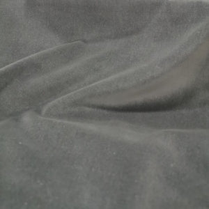 Cotton Velvet, Dove - 1/4 metre