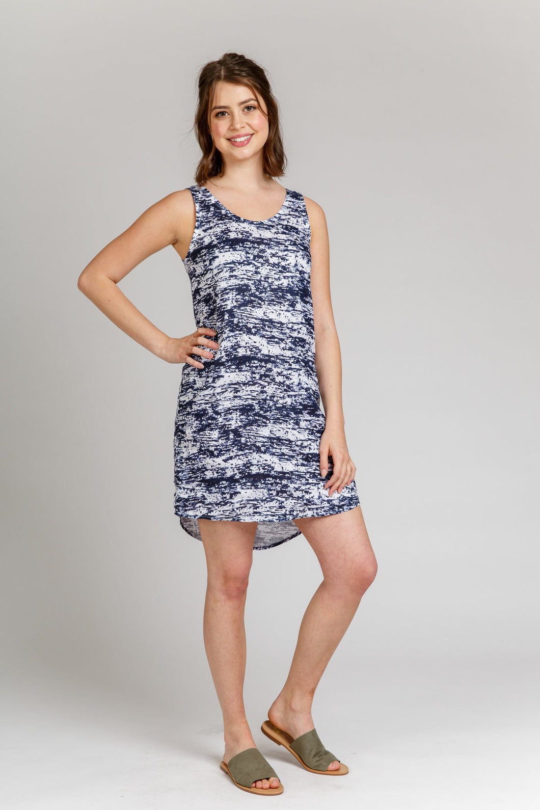 Megan Neilson Eucalypt Tank Top and Dress