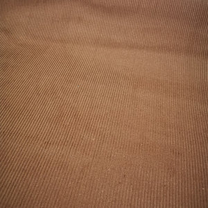 100% Cotton Cord, Tawny Brown - 1/4metre