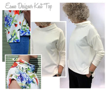 Load image into Gallery viewer, Style Arc Esme Designer Knit Top - sizes 18 to 30