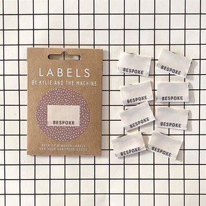 Labels by KATM - Bespoke