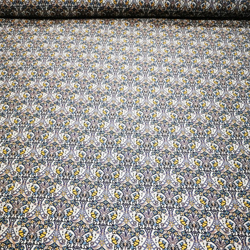 Liberty 100% Cotton Tana Lawn, Morris Butterfly - 1/4 metre
