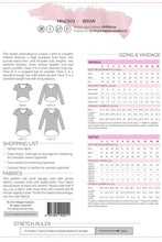 Load image into Gallery viewer, Megan Nielsen Briar Sweater and T Shirt Pattern