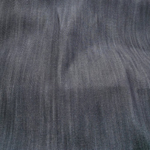 Denim 95% Organic Cotton, Dark Blue - 1/4 metre
