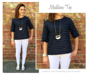 Style Arc Maddison Top - sizes 4 to 16