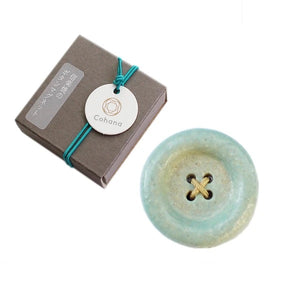 Cohana Magnetic Button, Blue