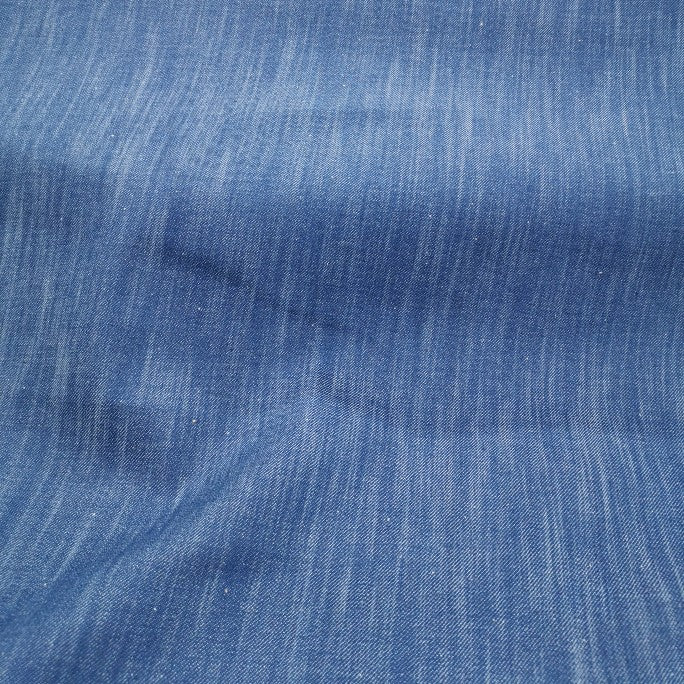 Denim 100% Cotton, Faded Blue - 1/4 metre