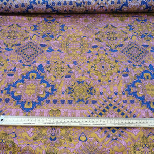 Cotton Rayon, Mandalay - 1/4 metre