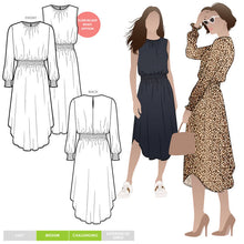 Load image into Gallery viewer, Style Arc Asha Dress - Sizes 4 to 16