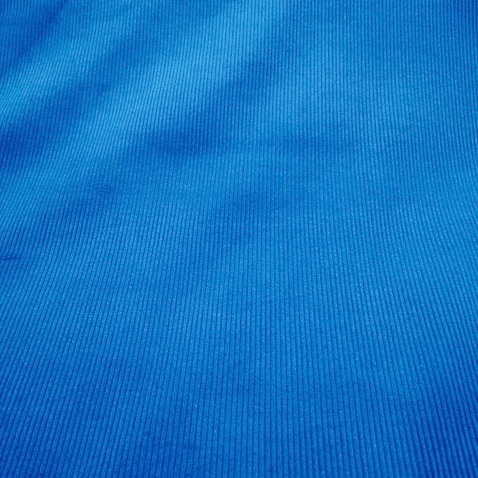 100% Cotton Cord, Azure - 1/4metre
