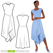 Load image into Gallery viewer, Style Arc Elley Designer Knit Dress - sizes 4 to 16