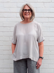 Style Arc Betty Woven Tunic - sizes 18 to 30