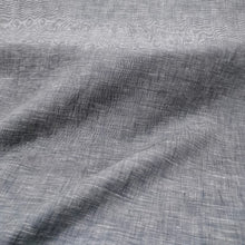Load image into Gallery viewer, 100% Linen, Nayy Yarn Dyed - 1/4 metre
