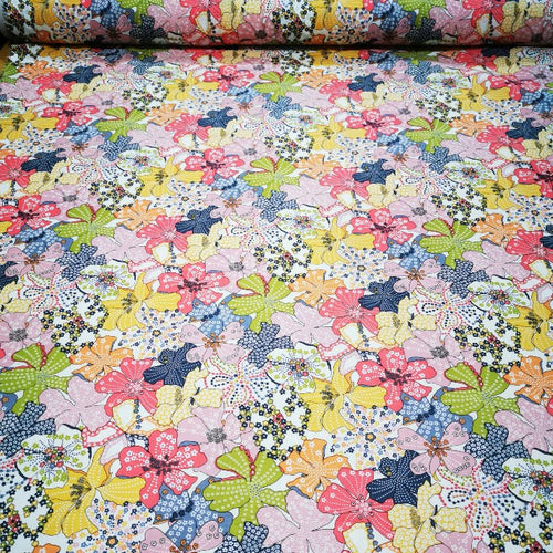 Liberty 100% Cotton Tana Lawn, Mauvey - 1/4 metre