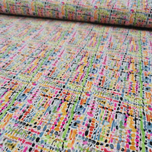 100% Cotton , Windham 'Fox Wood' by Betty Olmsted - 1/4 metre