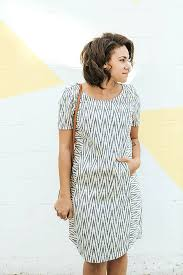 Sew To Grow Patterns - The Fremantle Frock