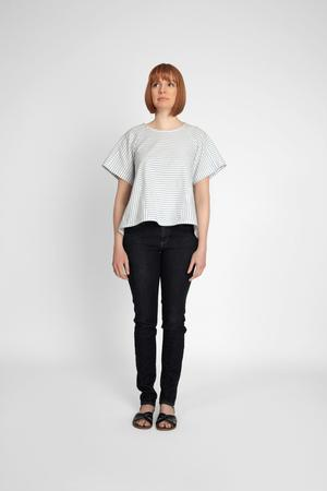 In The Folds Patterns - The Collins Top