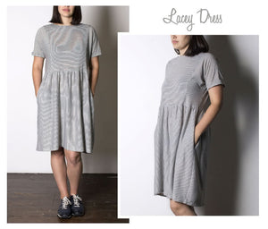 Style Arc Lacey Dress - Sizes 4 to 16