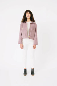 Papercut patterns stacker jacket