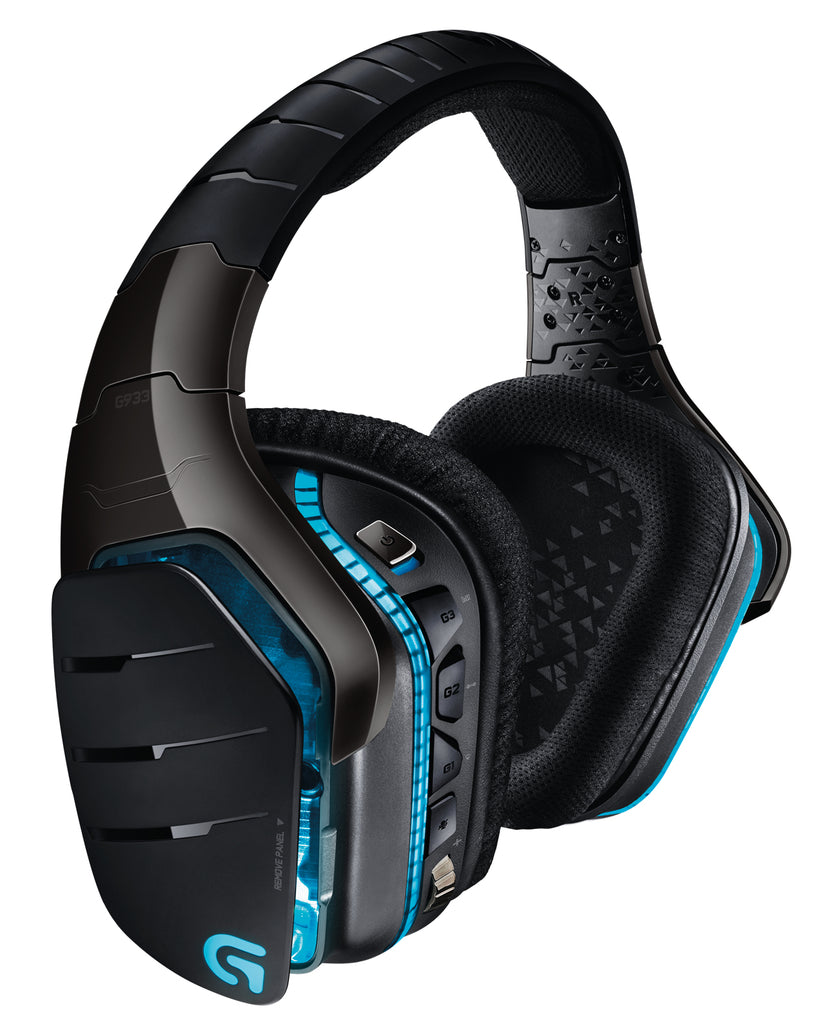 G933 Artemis Spectrum Draadloze gaming-headset