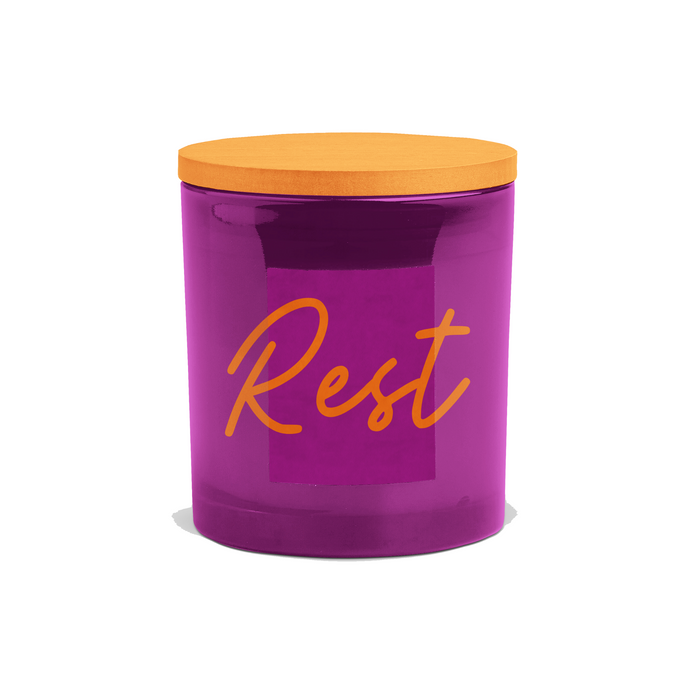 Rest Mood Enhancing Candle