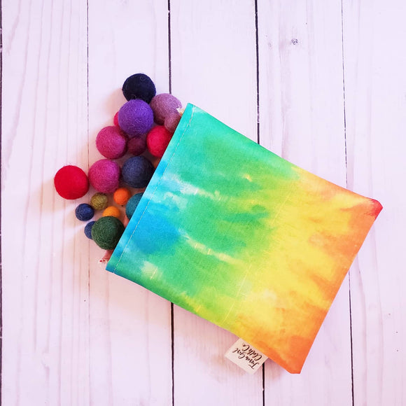 Reusable Snack Bags 6x5