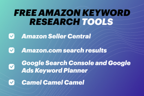 Free Amazon Keyword Research Tools for Listing Optimization and PPC