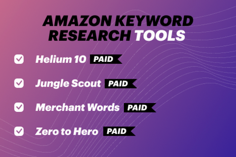 Amazon Keyword Research Tools for PPC and Listing Optimization