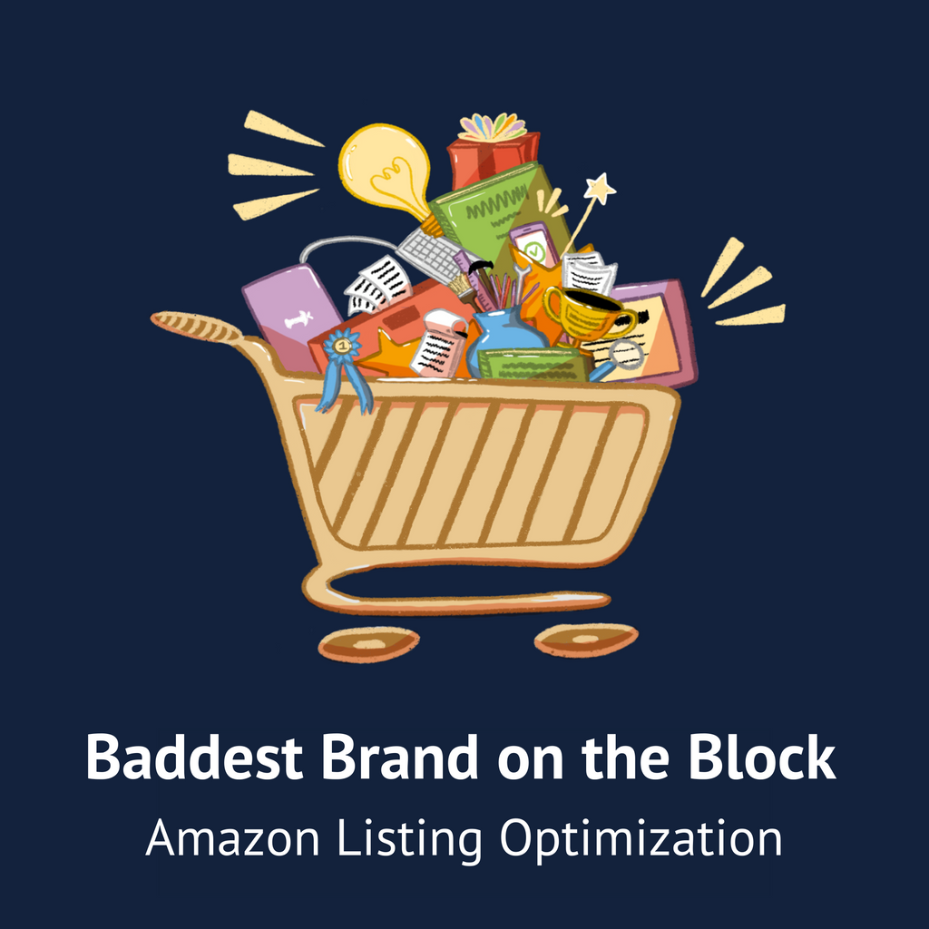 Amazon Product Listing, A+ Content /  EBC Description, Front-End Keyword Research, and Infographic Text Optimization Service