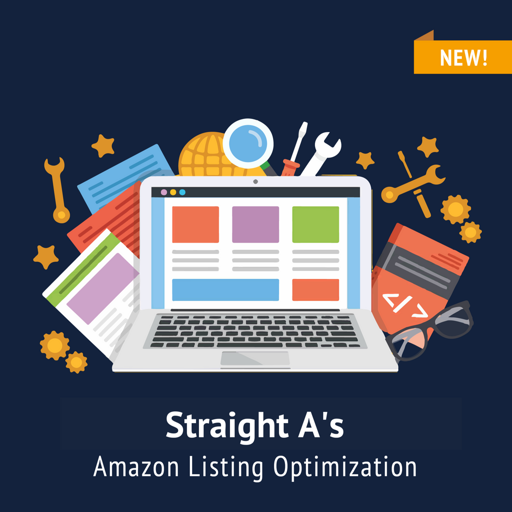 Straight A's Amazon Listing Optimization