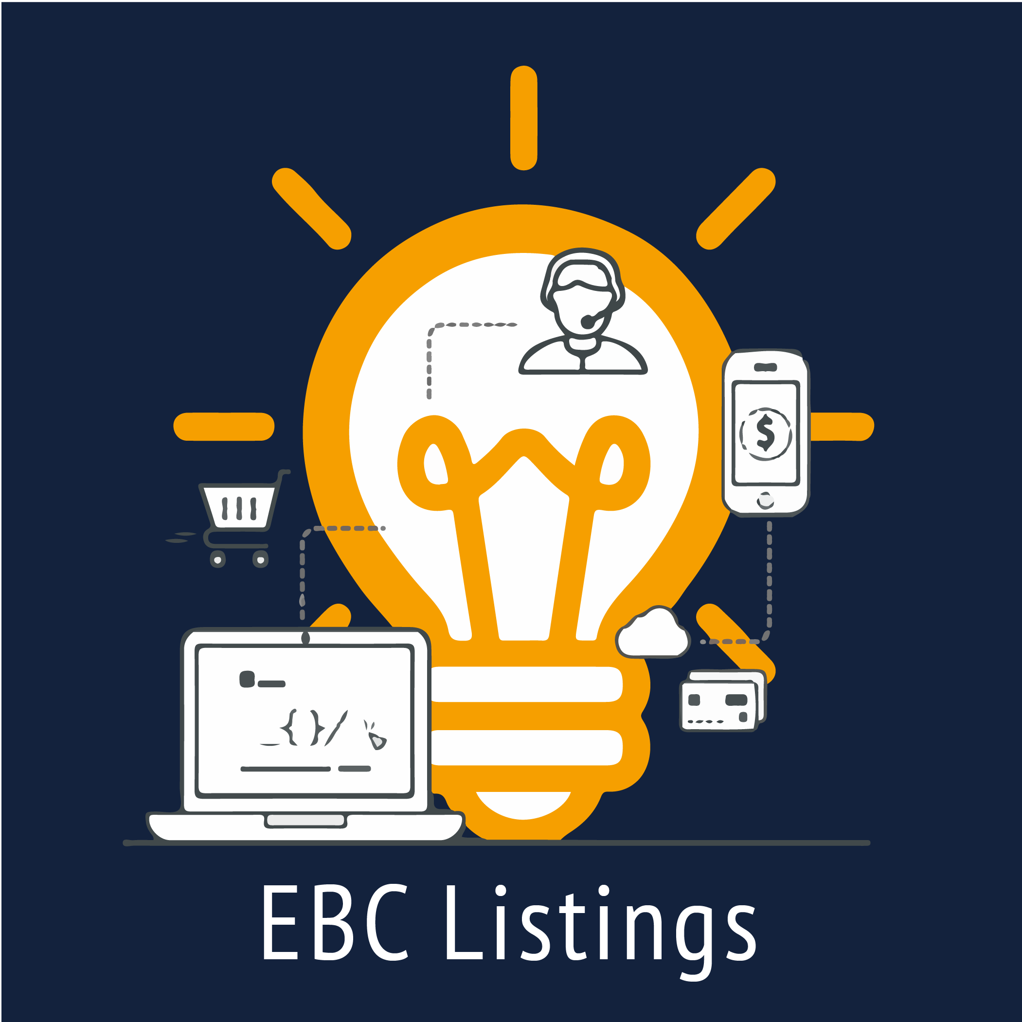 EBC Listing B2B service from Marketing by Emma's Emmazon