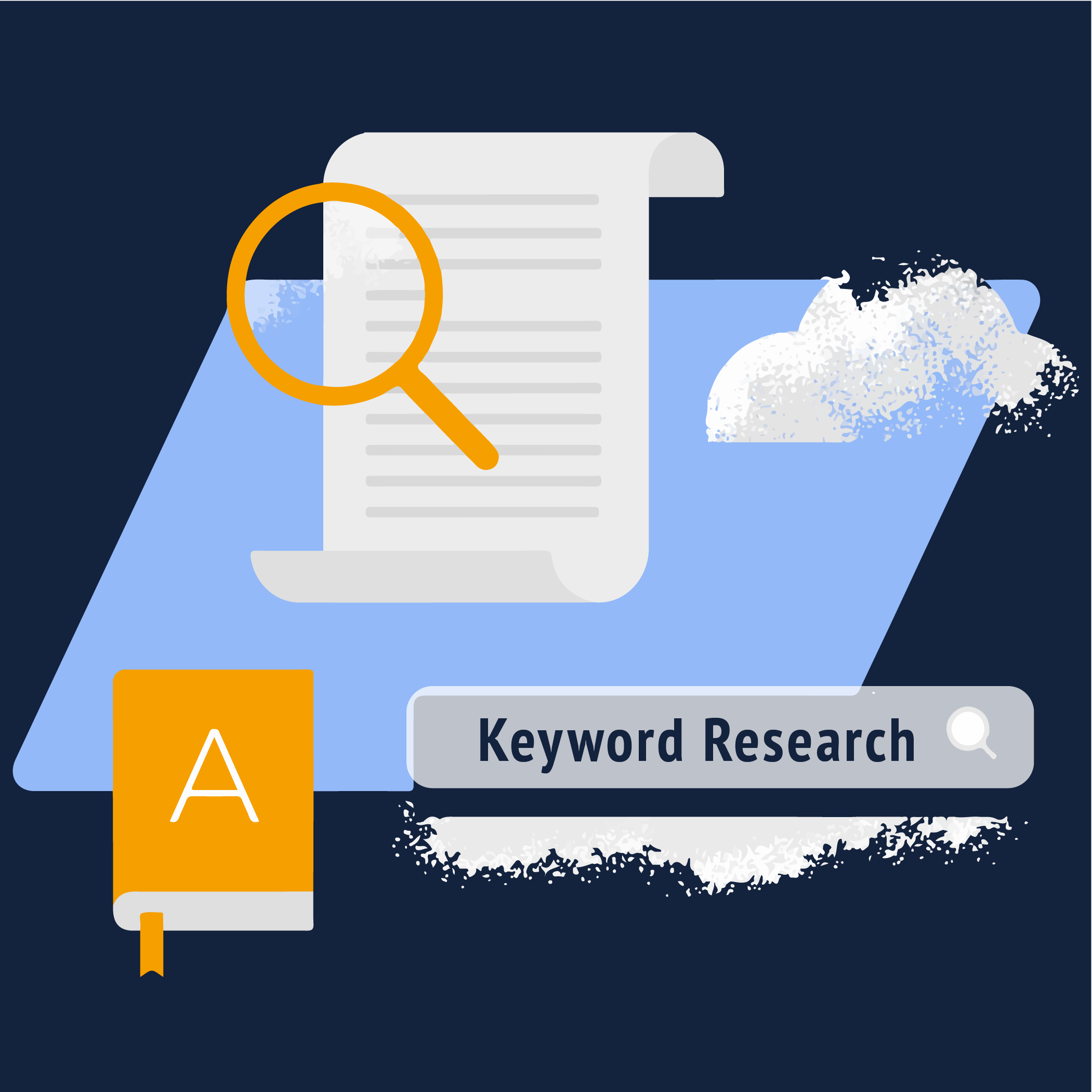 Keyword Research B2B Service for Marketing by Emma's Emmazon
