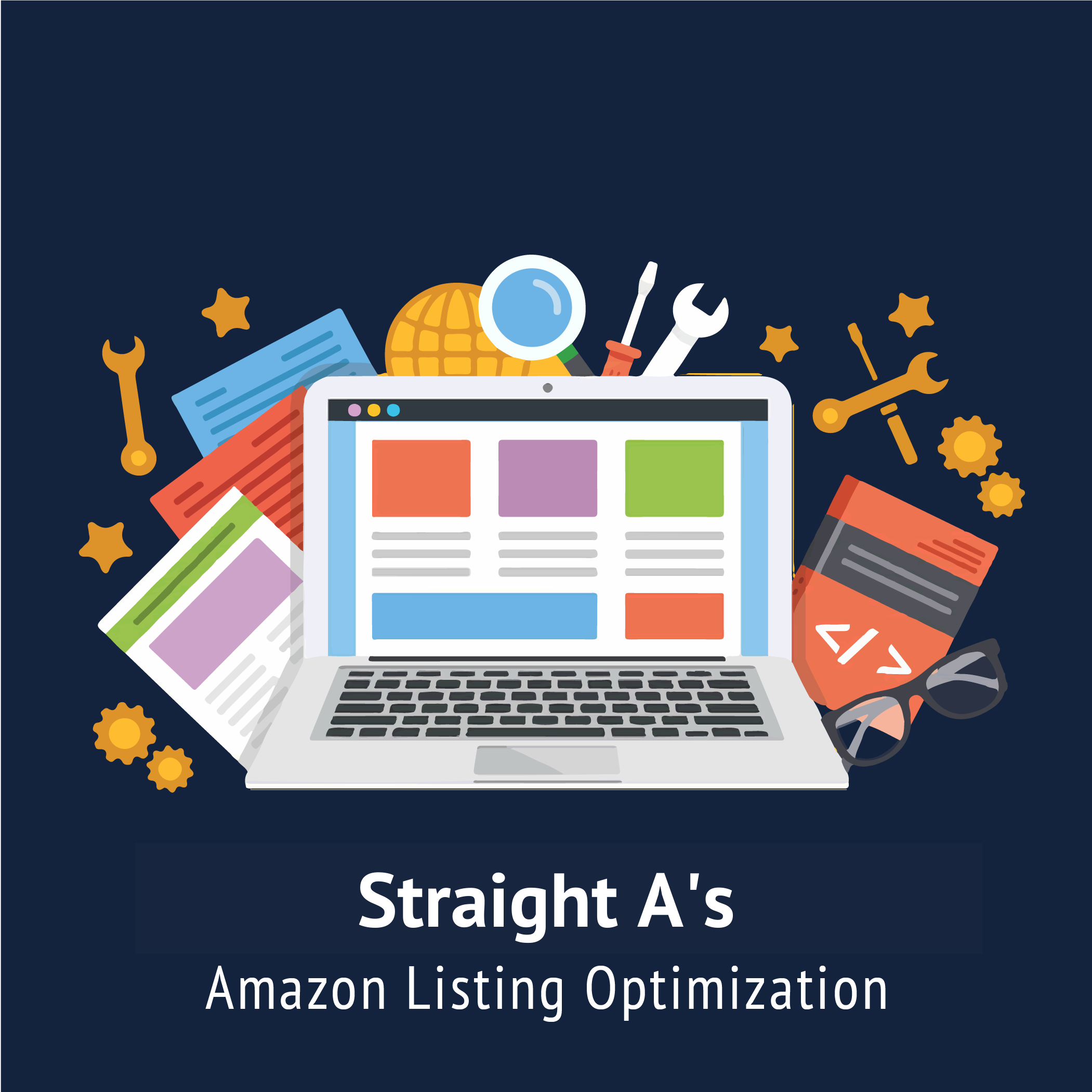 B2B service Amazon Listing Optimization by Marketing by Emma's Emmazon