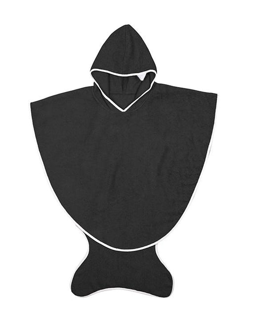 Black Bath Cape