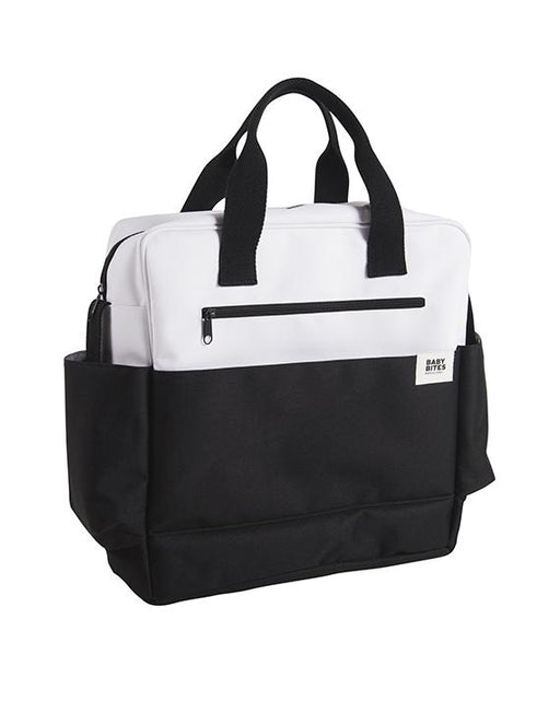 Waterproof bag for pram - Black & White