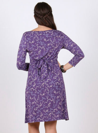 Lactancy Dress With Knot