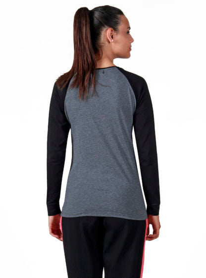Sport T-Shirt With Contrast Zippers