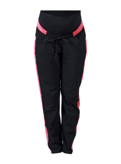 Sport Trouser With Contrast Pieces