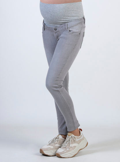 Grey Slim Fit Jeans