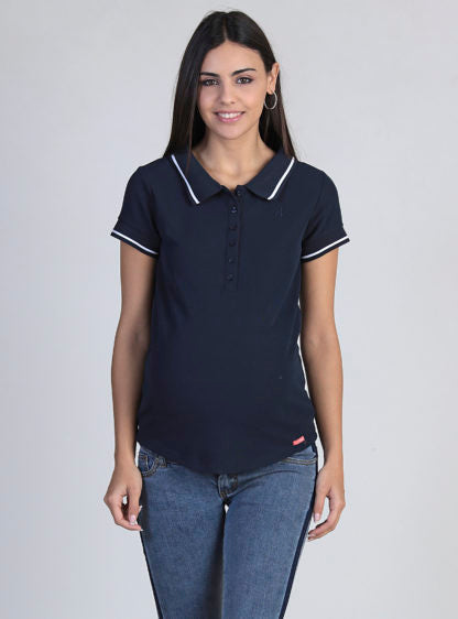 Nursing Polo T-Shirt