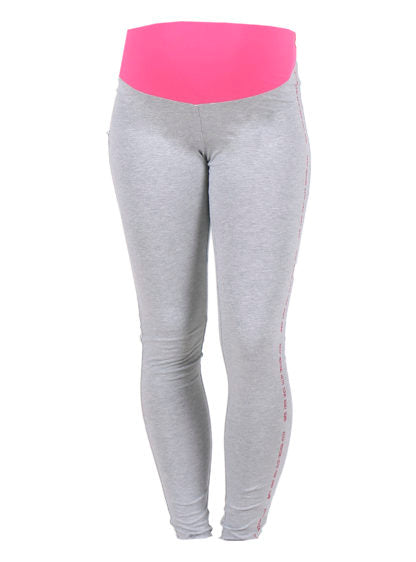 "Sport Legging ""Keep Moving With Your Baby Bump"""