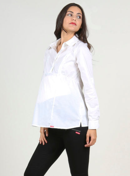 Basic Nursing Formal Shirt