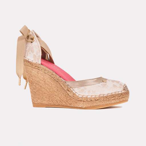 Gold Sfumato High Wedges