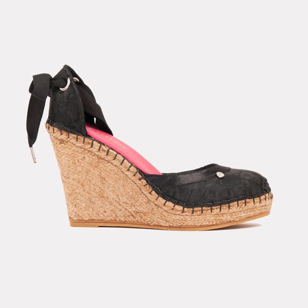 M. Black Sfumato High Wedges