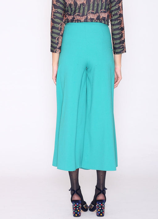 Carla Trousers Green