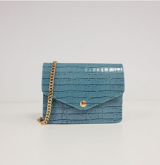 Coco Messenger Blue