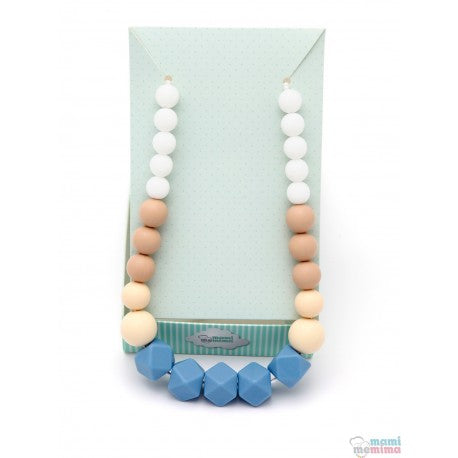 Minerva Model Silicone Teether Breastfeeding Necklace