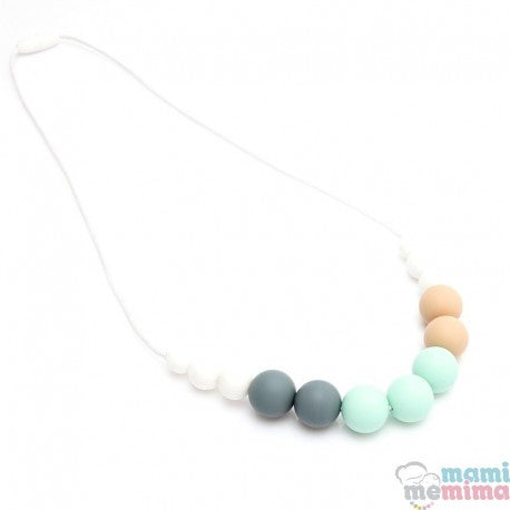 Adara Model Silicone Teether Breastfeeding Necklace