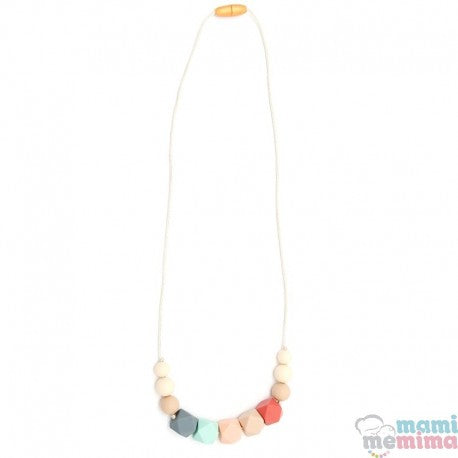 Acaica Model Silicone Teether Breastfeeding Necklace