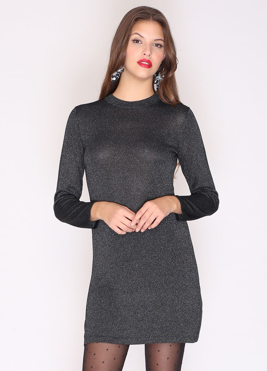 Lorena Dress Black